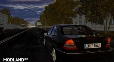 Mercedes-Benz C32 AMG [1.5.9], 3 photo